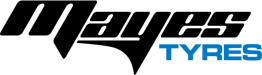 Mayes Tyres Logo